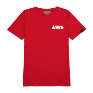 Global Legacy Jaws Tiburon T-Shirt - Rot