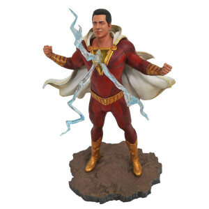 Statuette Shazam en PVC (23 cm), Shazam !, DC Movie Gallery – Diamond Comics
