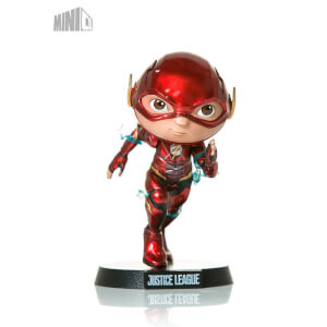 Iron Studios Justice League Mini Co. Figurine Flash en PVC 13 cm