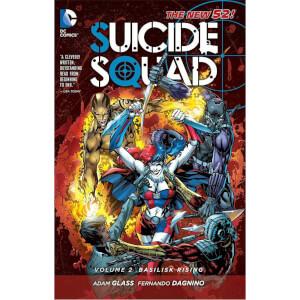 DC Comics - Suicide Squad Vol 02 Basilisk Rising (N52)