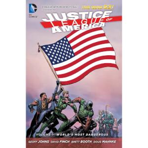 DC Comics - Justice League Of America Hard Cover Vol 01 (N52)