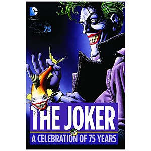 DC Comics - Joker A Celebration Of 75 Years Hard Cover
