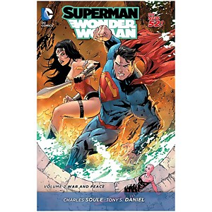 DC Comics - Superman Wonder Woman Hard Cover Vol 02