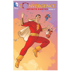 DC Comics - Convergence Infinite Earths Book 02