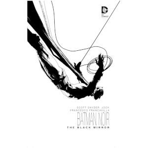 DC Comics - Batman Noir The Black Mirror Hard Cover