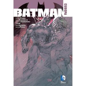DC Comics - Batman Europa Hard Cover