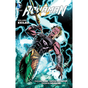 DC Comics - Aquaman Hard Cover Vol 07 Exiled