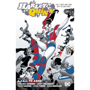 DC Comics - Harley Quinn Hard Cover Vol 04 A Call To Arms