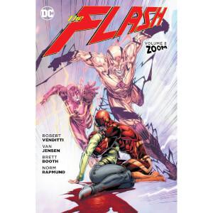 DC Comics - Flash Hard Cover Vol 08