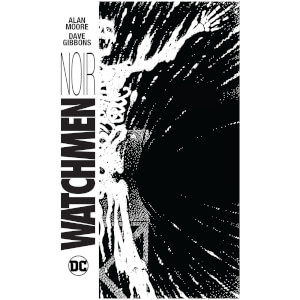 DC Comics - Watchmen Noir Hard Cover