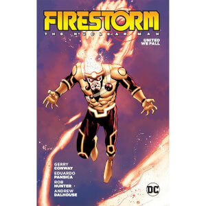 DC Comics - Firestorm The Nuclear Man United We Fall