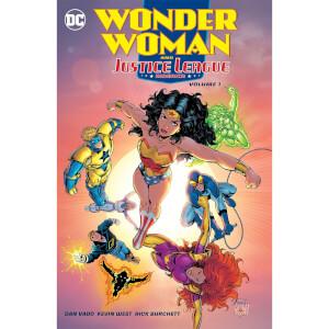 DC Comics - Wonder Woman & The Justice League America Vol 1