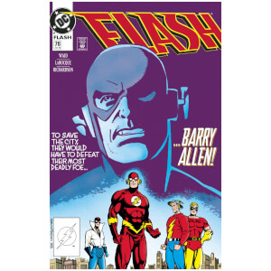DC Comics - Flash By Mark Waid Book 02