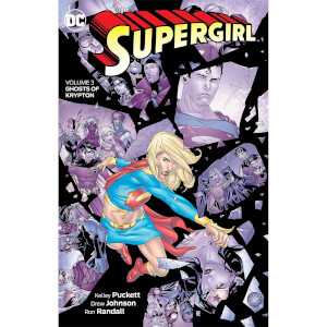 DC Comics - Supergirl Vol 03 Ghosts Of Krypton