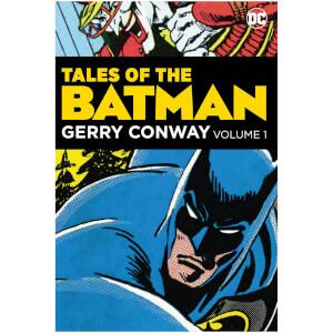 DC Comics - Tales Of The Batman Gerry Conway Hard Cover