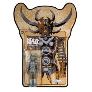 Super7 Heavy Metal ReAction Action Figure Lord of Light Metallic Color 10 cm
