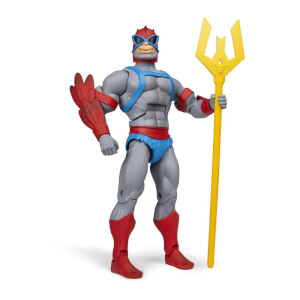 Super7 Masters of the Universe Classics Action Figure Club Grayskull Wave 4 Stratos 18 cm