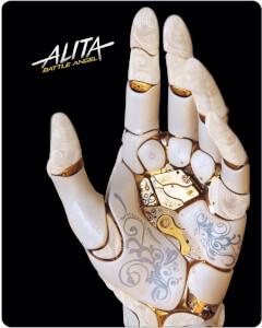 Alita: Battle Angel - Steelbook Exclusif Limité (Blu-ray 3D et 2D inclus)