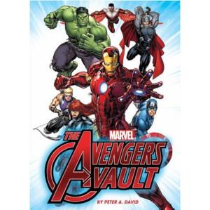 Marvel: The Avengers Vault (Hardback)