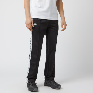 Kappa Men's Banda Astoria Snap Pants - Black