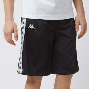 Kappa Men's Banda Snapswell Shorts - Black
