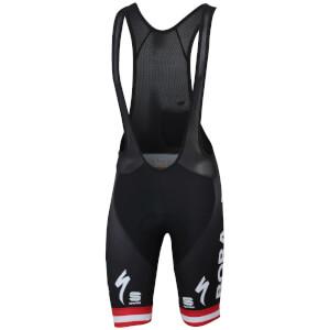 Sportful Bora-Hansgrohe BodyFit Pro Classic Bib Shorts - Austrian National Champion Edition