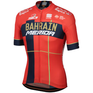 Sportful Bahrain-Merida BodyFit Team Jersey