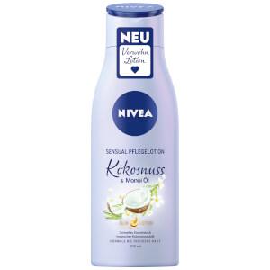 Nivea Sensual Pflegelotion Kokosnuss & Monoi Öl