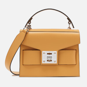 SALAR Women's Gigi Cross Body Bag - Cream