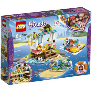 LEGO® Friends: La mission de sauvetage des tortues (41376)