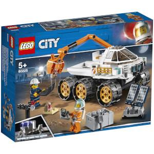 LEGO® City: Le véhicule d'exploration spatiale (60225)