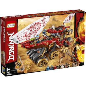 LEGO Ninjago: Wüstensegler (70677)