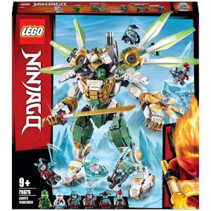 LEGO® NINJAGO®: Titán Robot de Lloyd (70676)