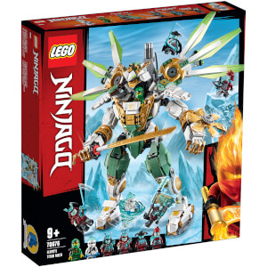 LEGO Ninjago: Lloyd's Titan-Mech (70676)