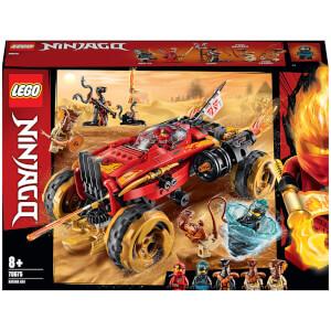 LEGO Ninjago: Katana 4x4 (70675)