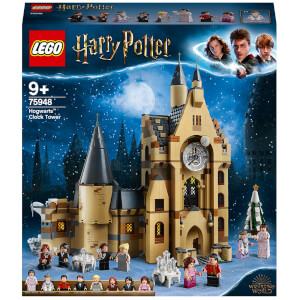 LEGO Harry Potter: Hogwarts Clock Tower Toy (75948)