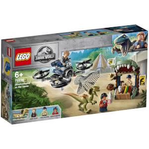 LEGO® Jurassic World™: Dilophosaure en liberté (75934)