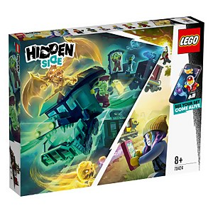 LEGO The Hidden: Geister-Expresszug (70424)