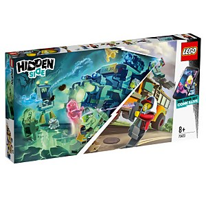 LEGO The Hidden: Spezialbus Geisterschreck 3000 (70423)