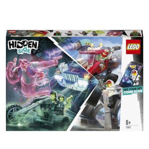 LEGO Hidden Side: El Fuego's Stunt Truck AR Games Set (70421)
