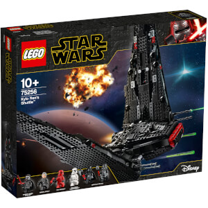 LEGO Star Wars: Kylo Ren's Shuttle Building Set (75256)