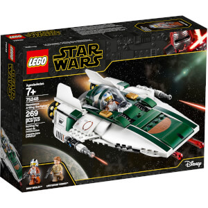LEGO Star Wars: Resistance A-Wing Starfighter? (75248)