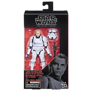 Hasbro Star Wars The Black Series: Episode 4 Luke's Death Star Escape