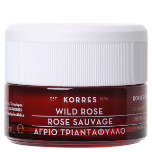 KORRES Natural Wild Rose Vitamin C Day Cream for Dry Skin 40ml
