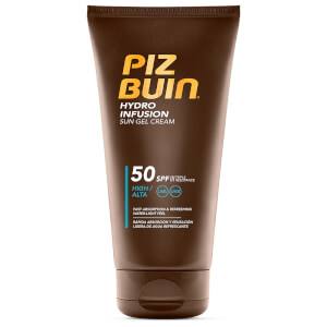 Piz Buin Hydro Infusion Sun Gel Cream SPF 50 150ml