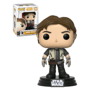 Figurine Pop! Star Wars Han Jeune EXC