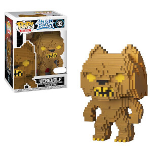 Altered Beasts Greek Warrior 8-Bit EXC Pop! Vinyl Figure
