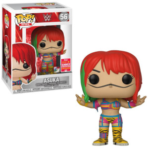WWE Asuka EXC Pop! Vinyl Figure