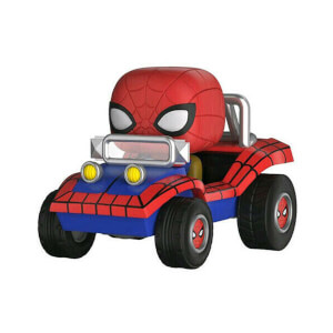 Marvel Comics - Spidermobile Figura Pop! Vinyl Esclusiva