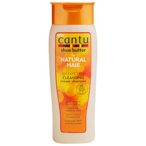 Cantu Shea Butter for Natural Hair Sulfate-Free Cleansing Cream Shampoo 400ml